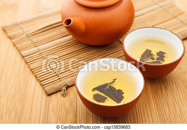 Chinese beverage  - csp15839683