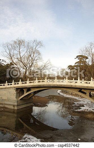 Chinese Bridge - csp4537442