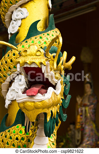 Chinese dragon - csp9821622