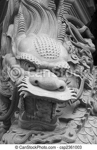 Chinese dragon - csp2361003