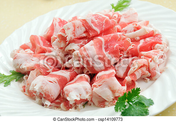 Chinese food - csp14109773