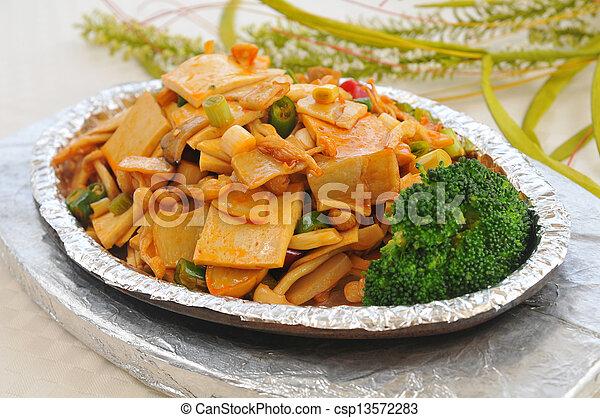 Chinese food - csp13572283