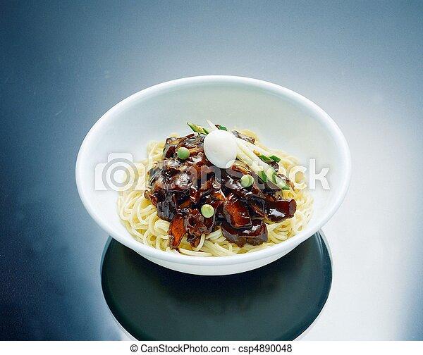 Chinese Food - csp4890048