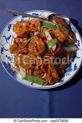 CHINESE FOOD - csp0379936