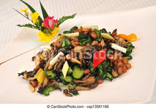 Chinese food - csp13581166