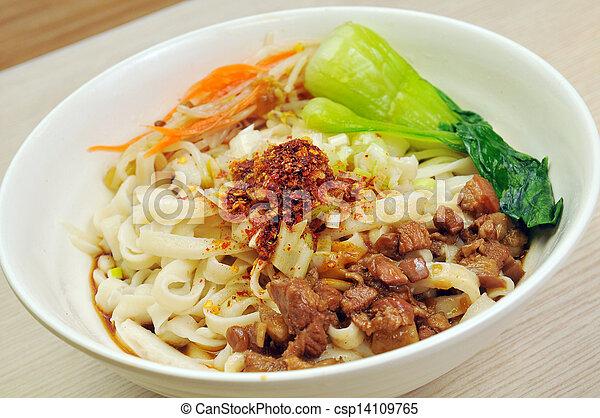 Chinese food - csp14109765