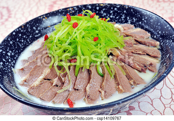 Chinese food - csp14109767