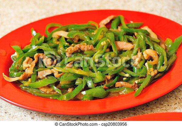 chinese food  - csp20803956