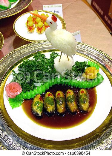 Chinese Food - csp0398454