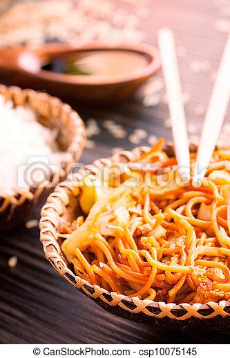 Chinese food - csp10075145