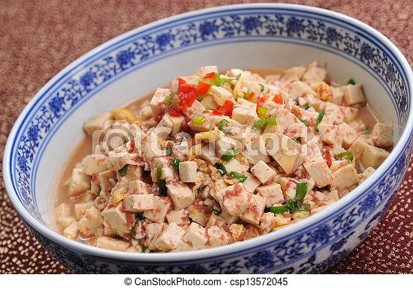 Chinese food - csp13572045