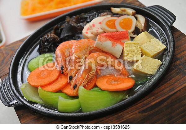 Chinese food - csp13581625