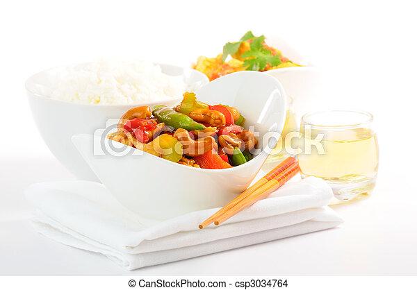 Chinese Food - csp3034764