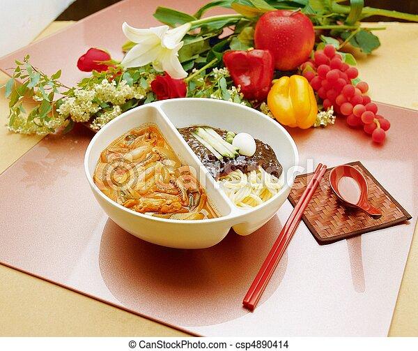 Chinese Food - csp4890414