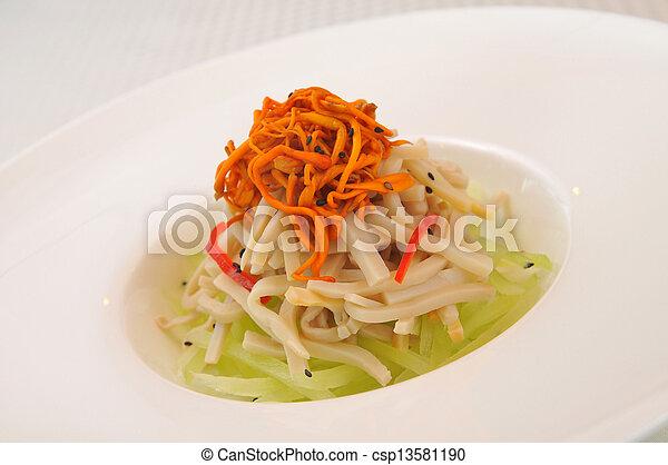 Chinese food - csp13581190