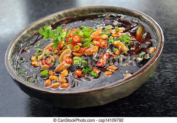 Chinese food - csp14109792