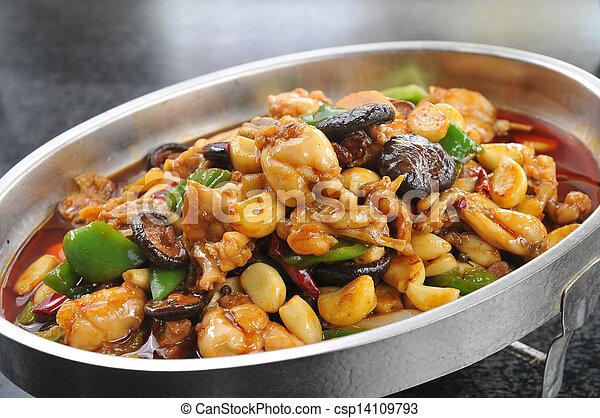 Chinese food - csp14109793