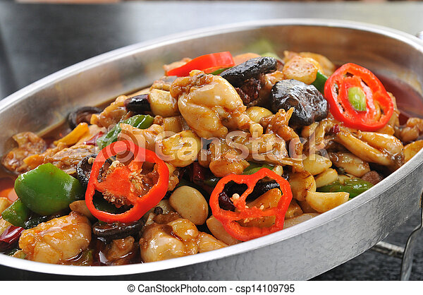Chinese food - csp14109795