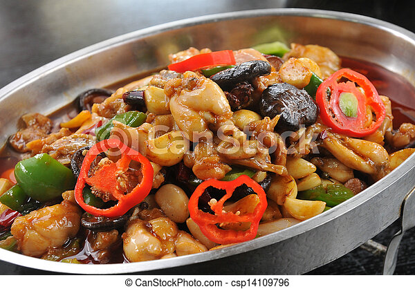 Chinese food - csp14109796