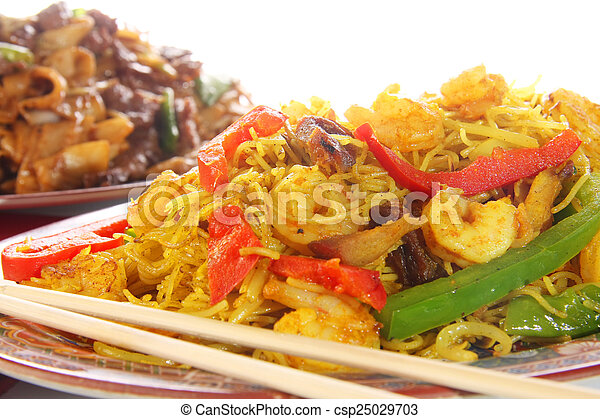 Chinese food - csp25029703