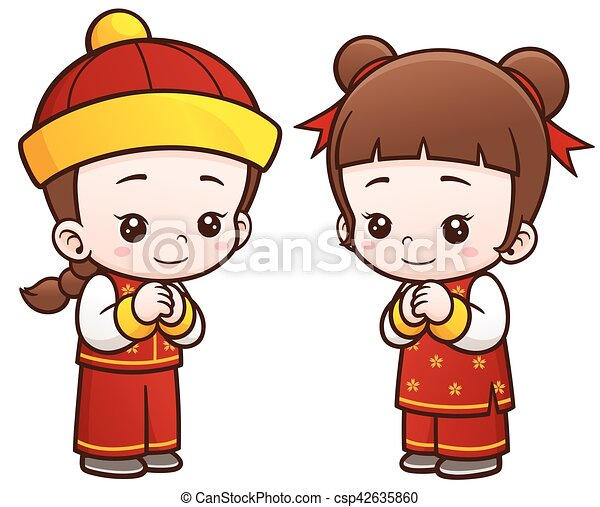 Chinese Kids - csp42635860