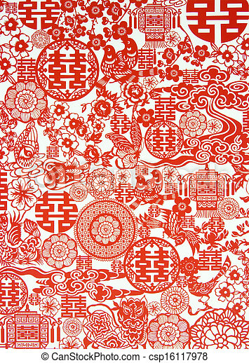 chinese new year background csp16117978