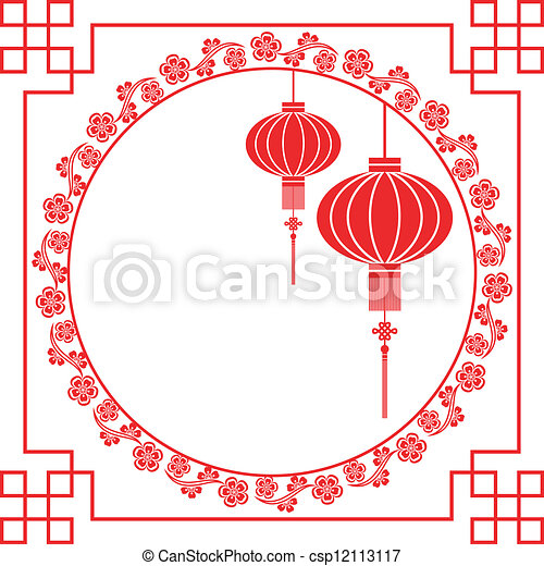 chinese new year greeting card csp12113117