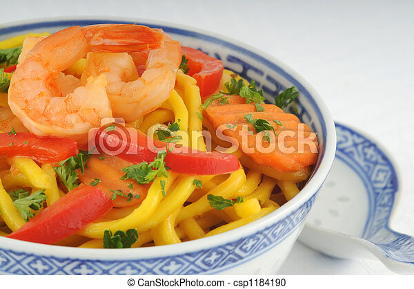 Chinese Noodles - csp1184190