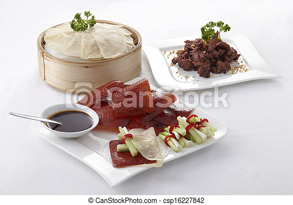 Chinese roasted duck - csp16227842