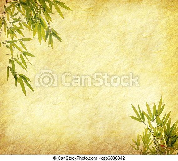 Chinois fait main arbres papier conception texture clip art rechercher illustration - Dessin arbre chinois ...
