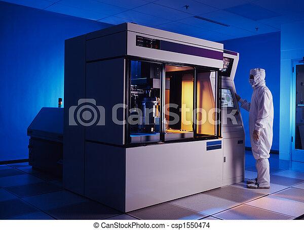 Chip manufacturing machine - csp1550474