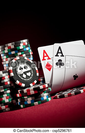 chips and two aces - csp5296761