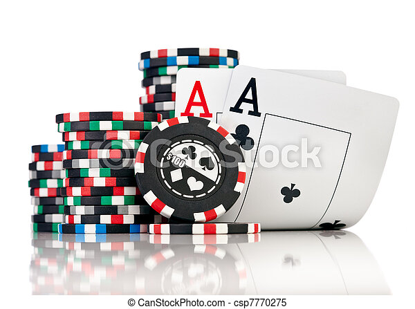 chips and two aces - csp7770275