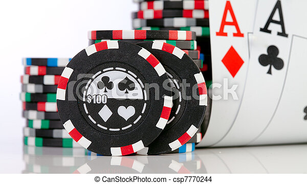 chips and two aces - csp7770244