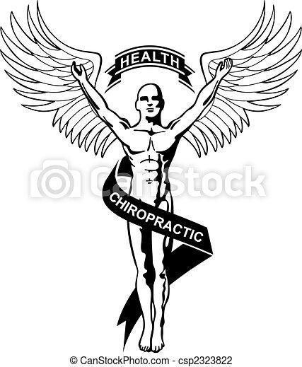 chiropractic icon - csp2323822