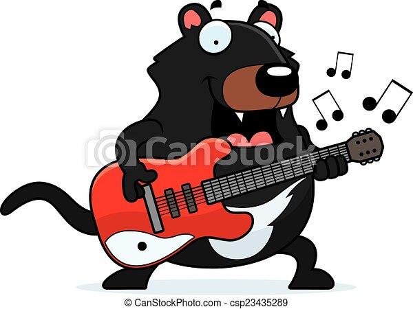 Adesivo tasmania diavolo cartone animato u pixers viviamo per