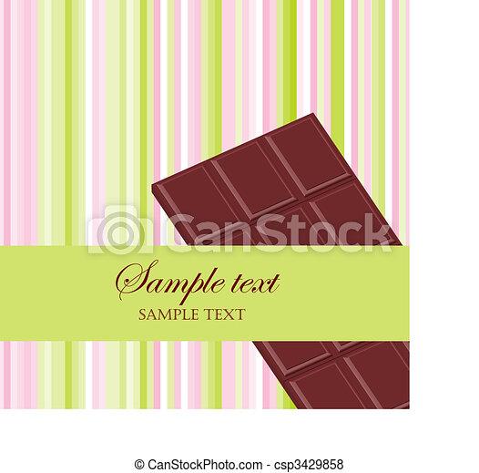 chocolade - csp3429858