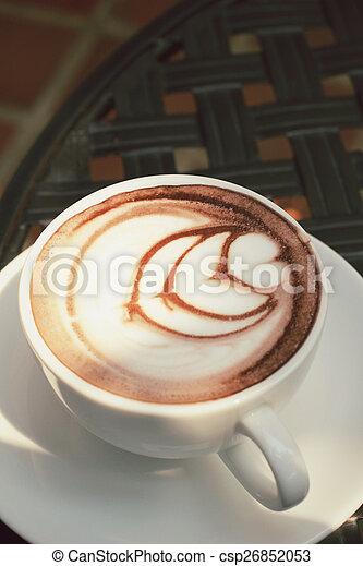 chocolat chaud - csp26852053