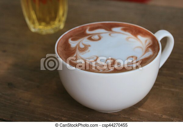 chocolat chaud - csp44270455
