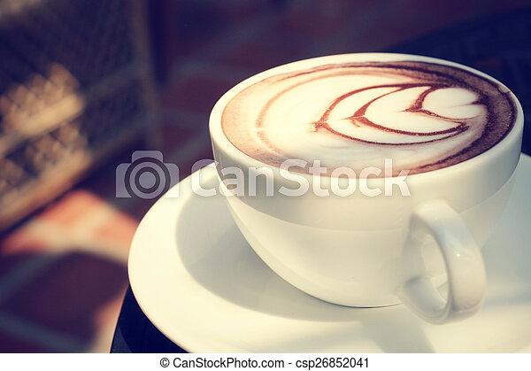 chocolat chaud - csp26852041