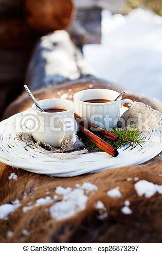 chocolat chaud - csp26873297