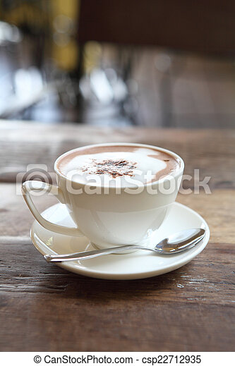 chocolat chaud - csp22712935