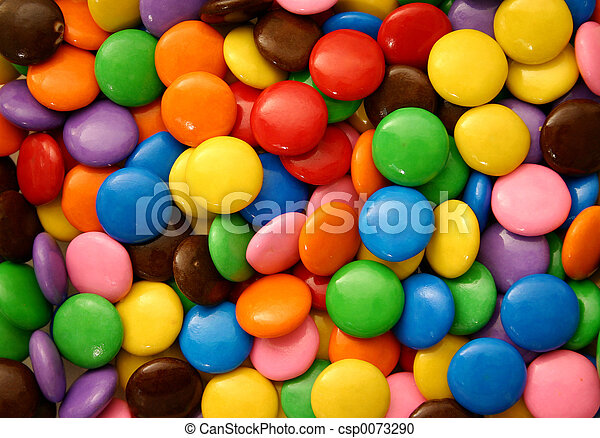 chocolate candies 2 - csp0073290