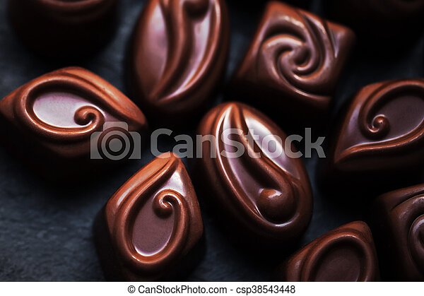 Chocolate Candy Sweet Wallpaper In High Resolution