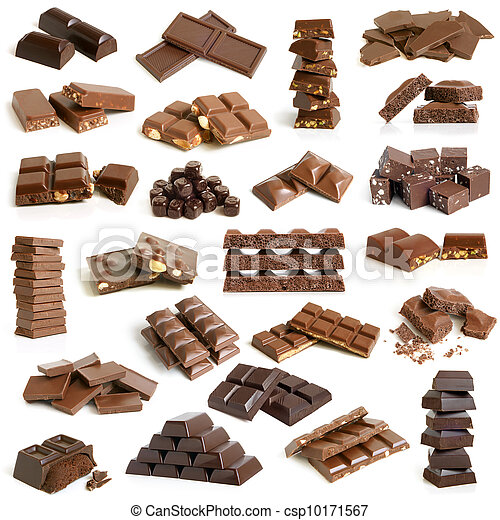 Chocolate collection - csp10171567