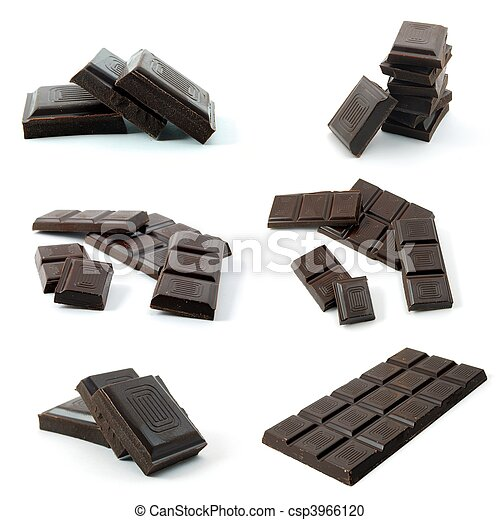chocolate collection - csp3966120
