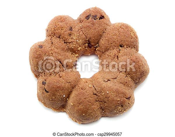 Chocolate Cookie - csp29945057