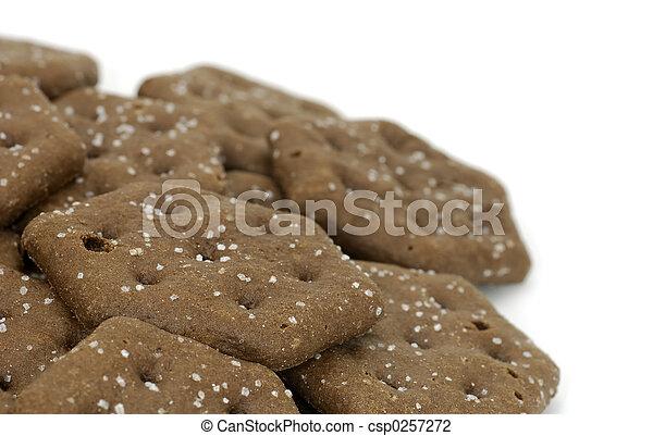 Chocolate Cookies - csp0257272