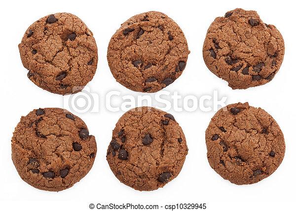 Chocolate Cookies - csp10329945
