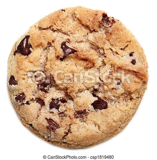 chocolate cookies - csp1819480